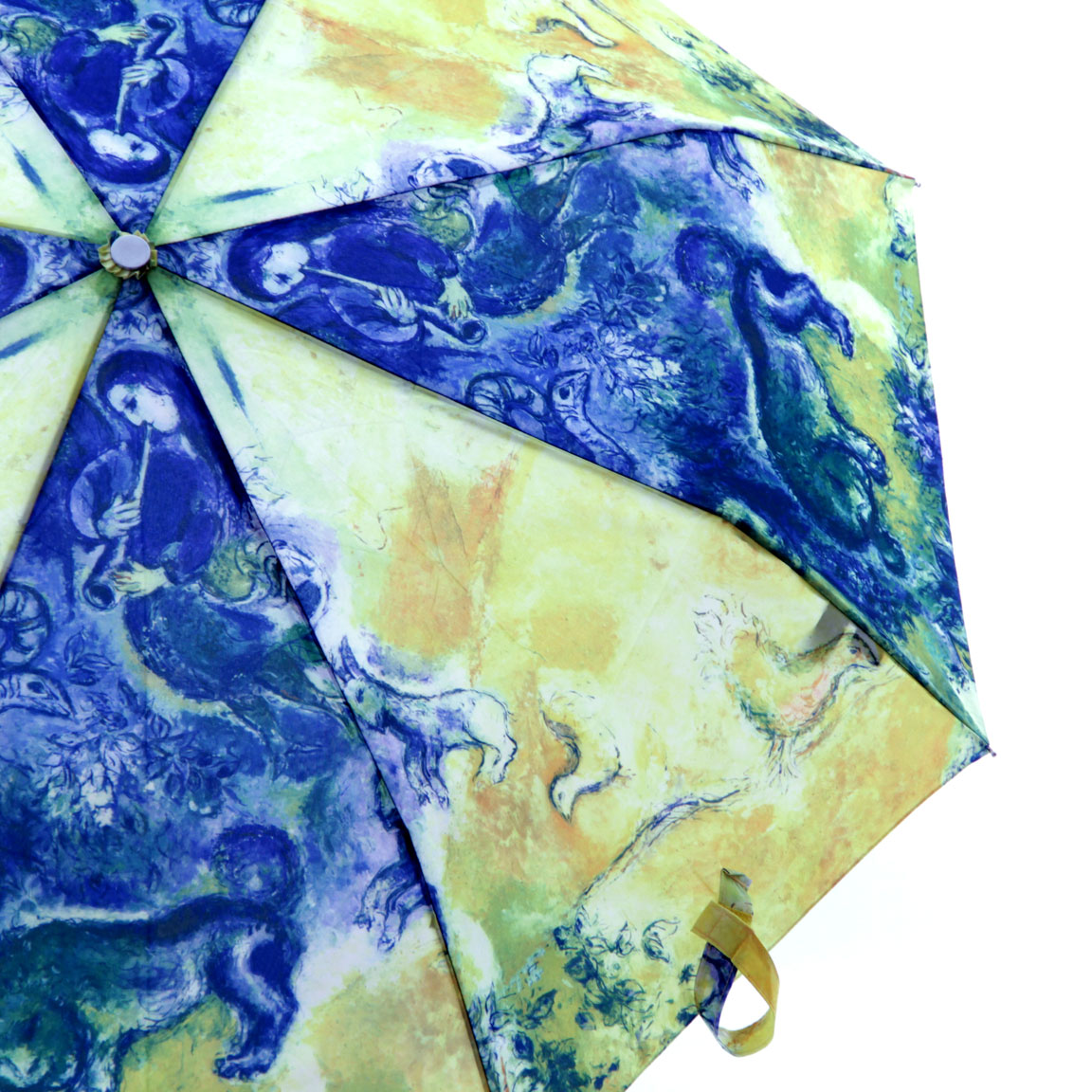 chagall art umbrella