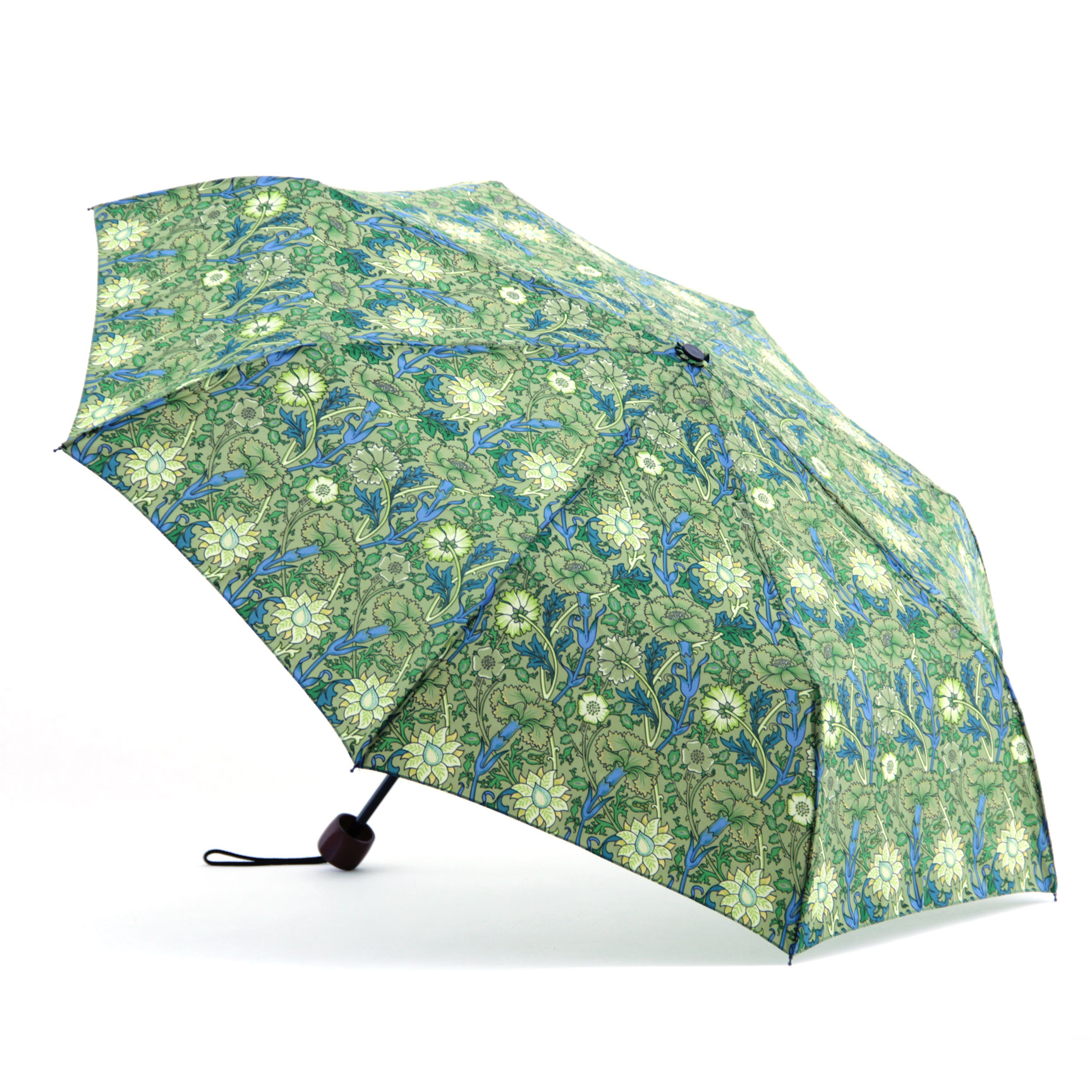 "compact umbrella 42"" manual"