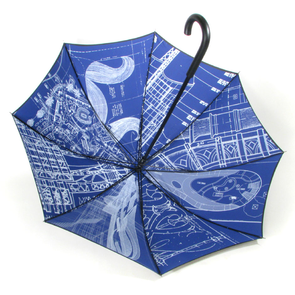 Umbrella, Automatic Stick Umbrella