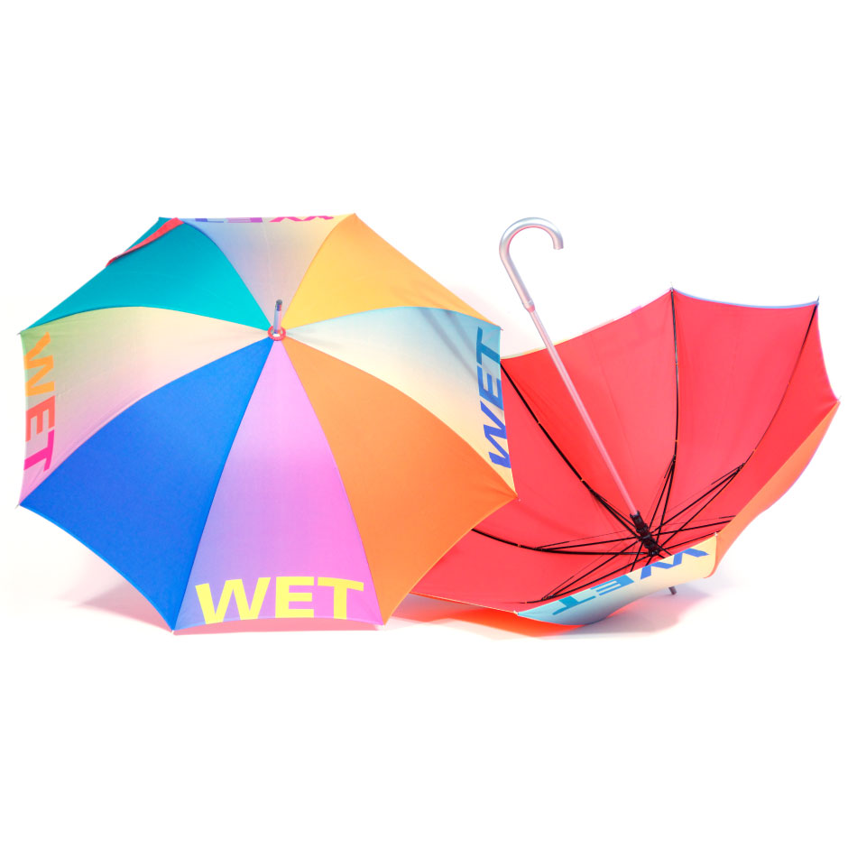 Umbrella, Aluminum Handle Auto Stick Umbrella