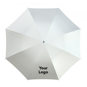 single logo custom umbrella