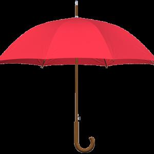 Wood Frame Umbrellas